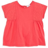Splendid Girls' Eyelet Top - Little Kid
