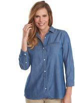 Woolrich Women's Fairview Jean Shirt