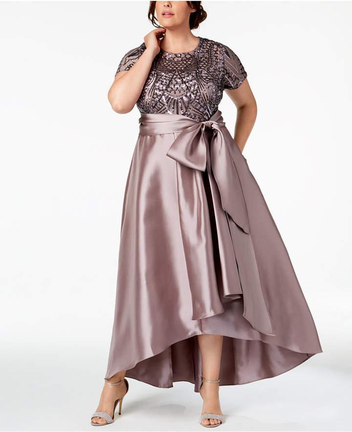 5b8225f8cef R   M Richards Plus Size Dresses - ShopStyle Canada