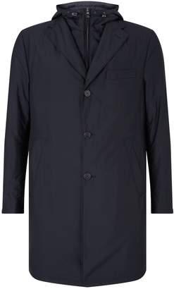 Corneliani Detachable Lining Coat