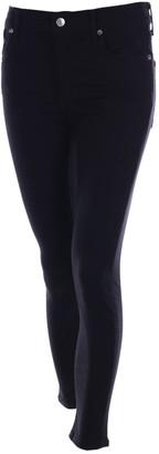 AGOLDE Black Cotton - elasthane Jeans