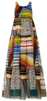 Missoni Mare Patchwork Stripe Maxi Dress
