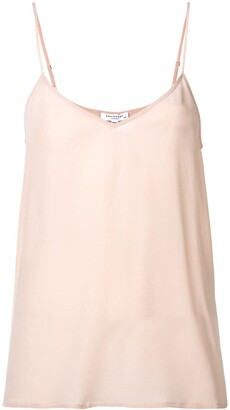 Equipment Layla silk cami top