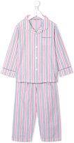 Sunuva striped pyjama set