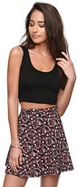 Kirra Textured Cropped Tank