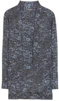 Isabel Marant Cappy printed silk blouse