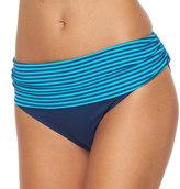 Apt. 9 Women's Printed Fold-Over Scoop Bikini Bottoms