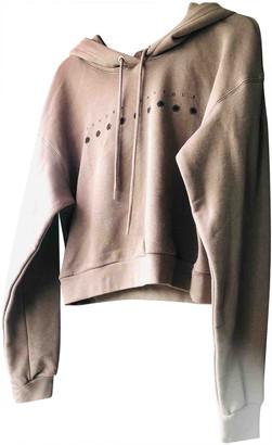 Sandra Mansour Beige Cotton Knitwear