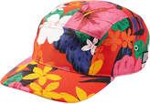 Ami Printed Cotton Baseball Cap