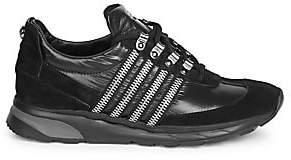 Balmain Men's Lace-Up Low-Top Sneakers