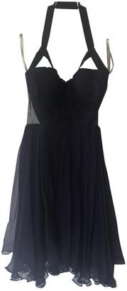 Maria Lucia Hohan Purple Silk Dresses