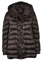Max Mara Women's Brown Polyester Down Jacket.