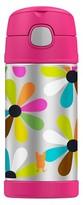 Thermos Portable Beverage Bottle - Pink (16oz)