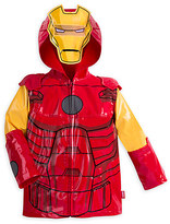 Disney Iron Man Rain Jacket for Boys