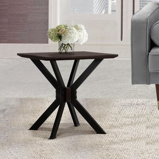 Foundry Select Dowling Pedestal End Table