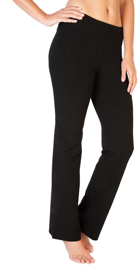 794a9a7f975aeb Wide Leg Yoga Pants - ShopStyle
