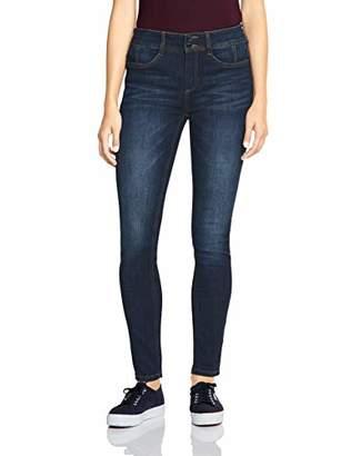 Street One Women's 372568 York Slim Fit Jeans,W27/L30 (Size: 27)