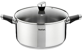 Tefal Emotion Stainless Steel 24cm Stew Pot