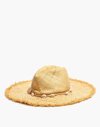 Madewell x Biltmore Cowrie Wide-Brim Hat
