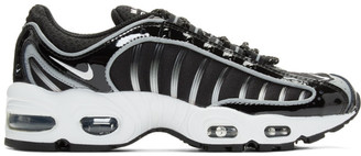 Nike Black and White Air Max Tailwind IV NRG Sneakers