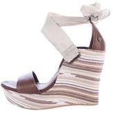 UGG Platform Wedge Sandals