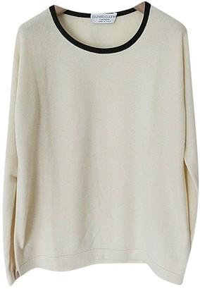 Brunello Cucinelli White Cashmere Knitwear for Women