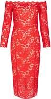 Coast Yasmin Bardot Lace Dress