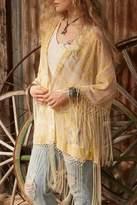 Double D Ranchwear Fringe Kimono Jacket