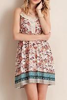 Entro Indian Print Dress