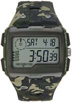 Timex Expedition Grid Shock Chronograph Watch Black