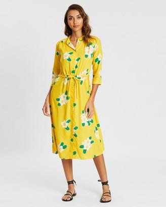 People Tree Savannah Plumeria Dress
