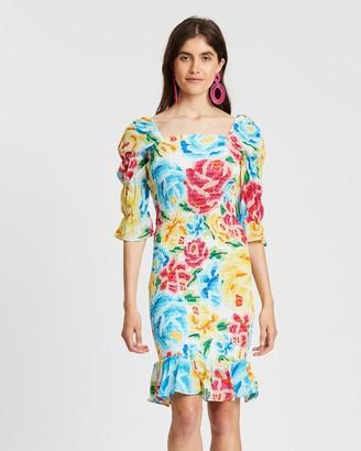 All Things Mochi Mariana Dress