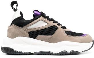 P448 Luke chunky sole sneakers