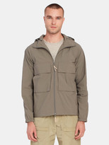 Native North Hooded Paper Jacket