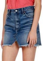 Lucky Brand Customized Denim Skirt