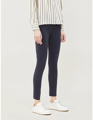 J Brand Alana high-rise skinny cropped jeans
