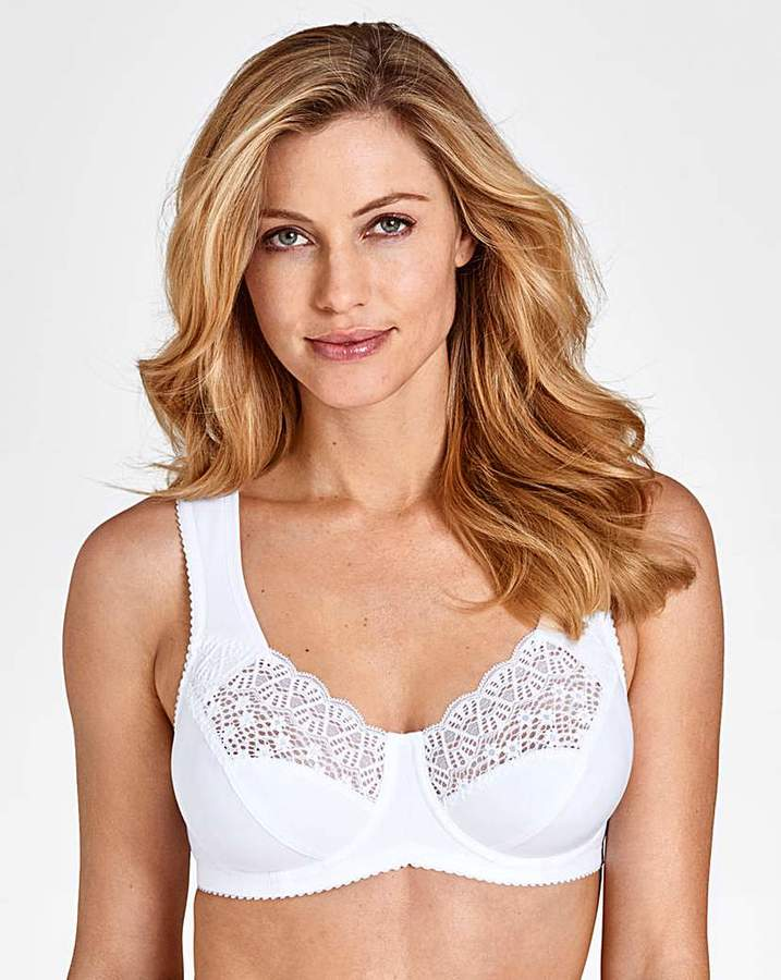 84d87714270 Miss Mary Of Sweden Underwired Bra - ShopStyle UK