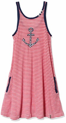 Jane & Bleecker Women's Swing Chemise with Anchor Applique