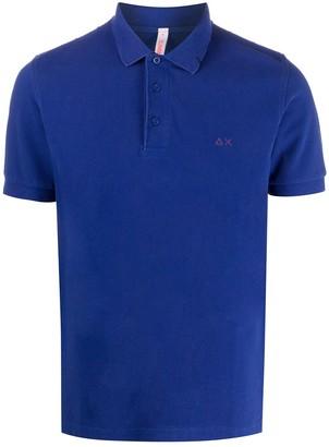 Sun 68 Short Sleeve Polo Shirt