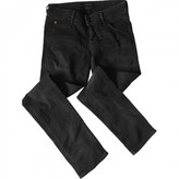 Hudson Black Cotton Jeans for Women