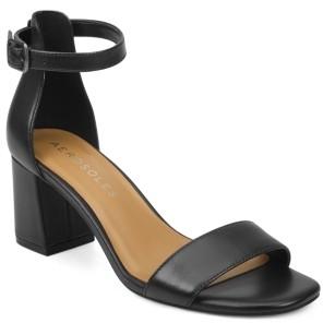 Aerosoles Women's Elba Block Heel Sandal Women's Shoes