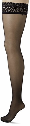 Le Bourget Women's Grace Hold-up Stockings 30 DEN