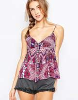 MinkPink Slumber Party Cami Top