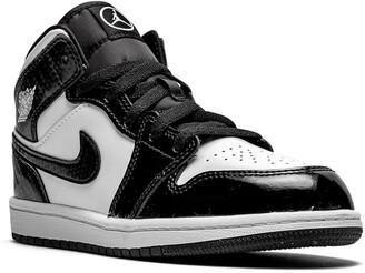 Jordan Kids Jordan 1 Mid SE sneakers