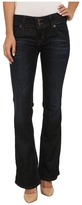 Hudson Petite Signature Bootcut Jeans in Firefly