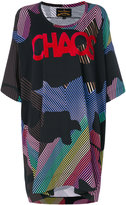 Vivienne Westwood Chaos printed oversized T-shirt
