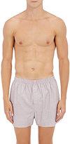 Sunspel Men's Dotted Cotton Boxers