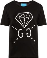 Gucci GucciGhost-print cotton T-shirt