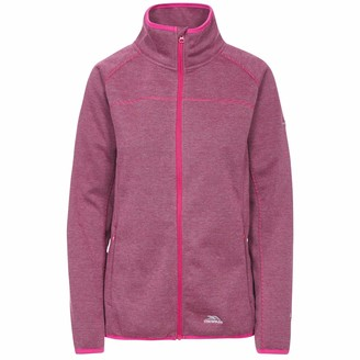 Trespass Tenbury Womens Insulating Fleece Jacket - PINK LADY M