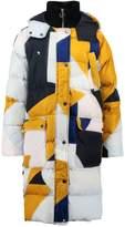 Whistles Winter coat multicolour